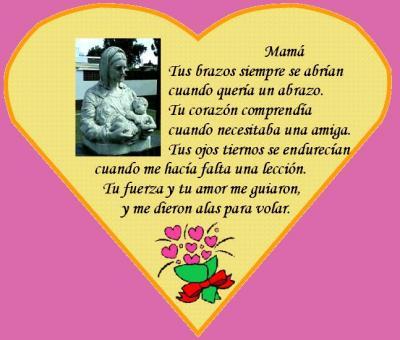 El 10 de mayo se celebra el día internacional de la madre. Aprovecha ...