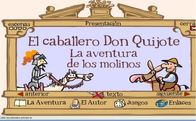 El Ingenioso Hidalgo Don Quijote de La Mancha,